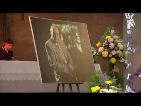 Misa funeral por Alfredo Di Stéfano