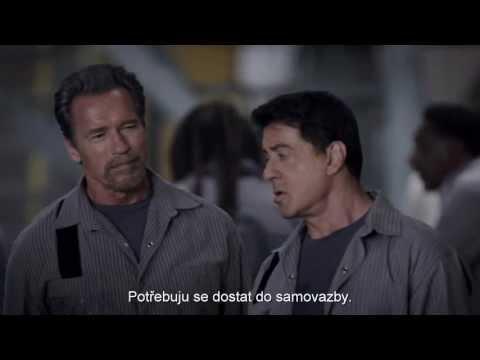 Plán útěku – Arnold a Sly poprvé spolu ve filmu. Exklusivní ukázka z filmu!