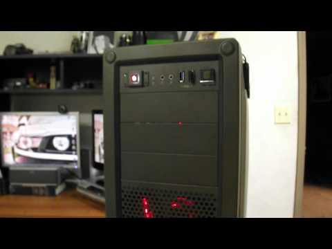 Corsair C70 Stealthed DVD Drive