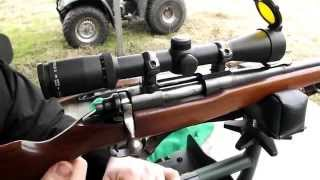 Remington Model 722 - .257 Roberts - Fullfield