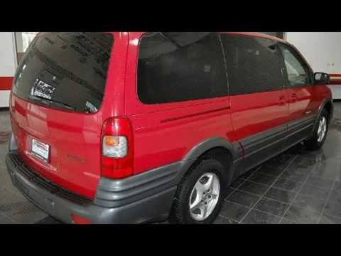 Pre-Owned 1997 Pontiac Trans Sport Oak Lawn IL Video