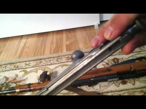 How guns work: the Mosin-Nagant