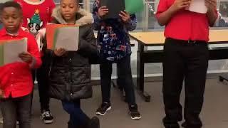 Tacoma Art Museum Christmas Caroling with ECC 2019