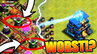 THE WORST PART OF THE TOWN HALL 12 UPDATE EXPOSED! 🔥 - Clash Of Clans