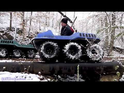 Max II 6x6 Amphibious ATV.mp4