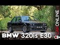 BMW 320is E30 S14 é o M3 LowCost [Review Portugal] mp3 indir