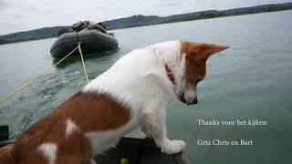 Karpervissen Lac de Madine juli 2017