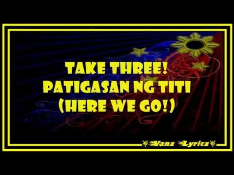 Freestyle 2010 Patigasan Lyrics