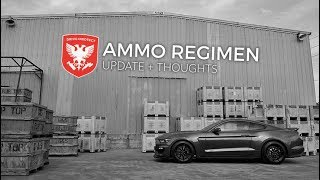 GT350 AMMONYC Paint Regimen Update