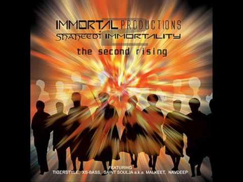 Panjab - Immortal Productions ft. Jagowale Jatha - Shaheedi