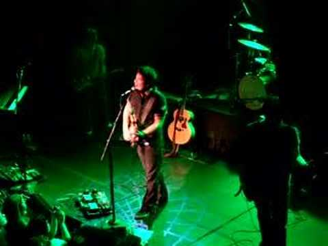 Matt Nathanson :: Car Crash :: 10.27.06