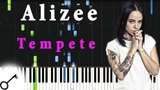 Watch Alizee Tempete video