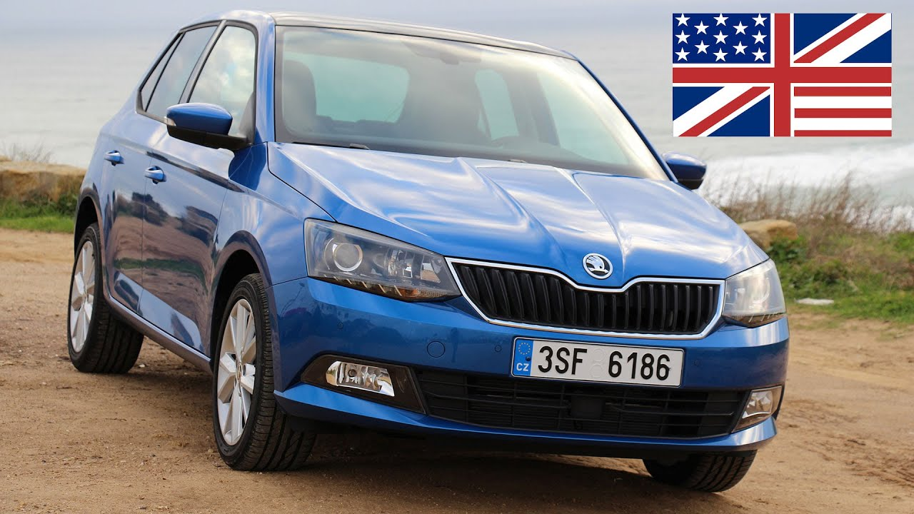 2014 skoda fabia 1 2 tsi style start up exhaust test drive and in depth review english. Black Bedroom Furniture Sets. Home Design Ideas
