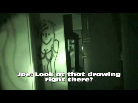 Haunted Downey Insane Asylum (GHOSTS SEEN!!) Video