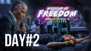 "Message: ""Deliverance From Evil Altars"" (Weekend Of Freedom - Day 2)/Ed Citronnelli"