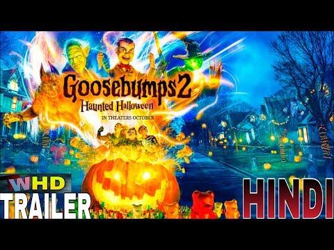 GOOSEBUMPS 2: HAUNTED HALLOWEEN   Hindi Trailer #2 Chris Parnell, Ari Sandel, 2018 Tw Trailer World