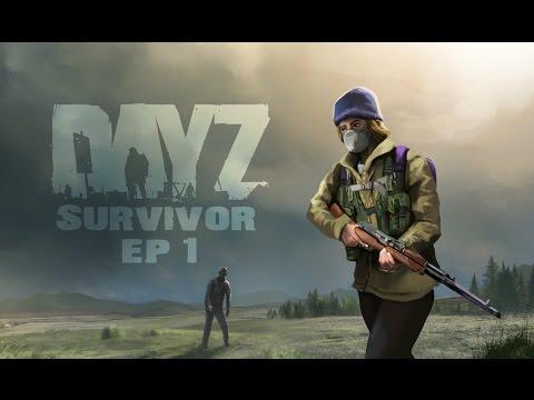 Into Chernarus - DayZ Survivor - Episode 1