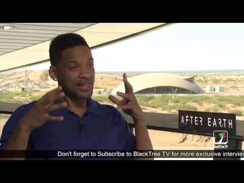 Will Smith Talks After Earth, Workiing With Jaden and Teaming Up With Jay-Z