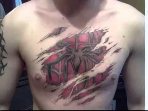 spiderman tattoo - You...