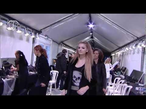 fashiontv | FTV.com - LILY DONALDSON MODELS F/W 09 -10