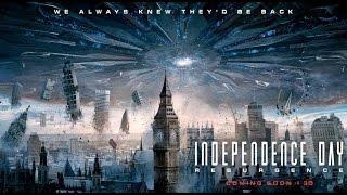 Phim ngày độc lập 2 tái chiếm