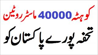 40000 2 Gift Powerfull by Muhammad Khan.