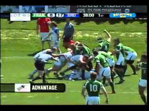 Franciscan University vs. Salve Regina - Semifinal Match - NSCRO National Championship
