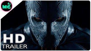 THE DARK AVENGER Official Trailer (2019) Valentine, New Superhero Movie HD