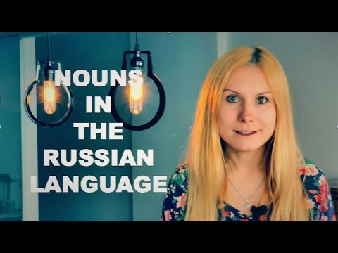 Russian Language Genders