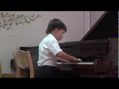 Бах Иоганн Себастьян - BWV 778 - Инвенция №7 (ми минор)