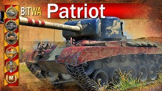 Patriot i mistrzostwo świata MrOmena - BITWA - World of Tanks