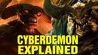 DOOM: ORIGINS - WHAT IS THE CYBERDEMON? HISTORY LORE EXPLAINED