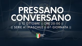 Serie A1M [6^]: Pressano - Conversano 23-21