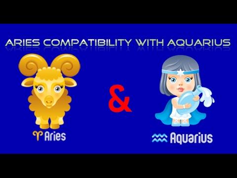 Aries & Aquarius Sexual & Intimacy Compatibility