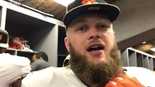 Ben Boulware on what it means to end Clemson career with national title