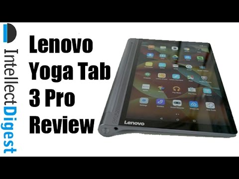 Lenovo Yoga Tab 3 Pro Review   Intellect Digest