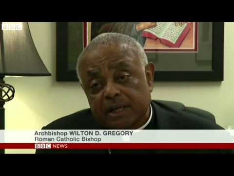 Atlanta Archbishop Wilton Gregory to leave $2 2m mansion