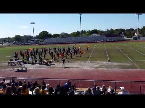 South Plantation High School Band FBA 2014