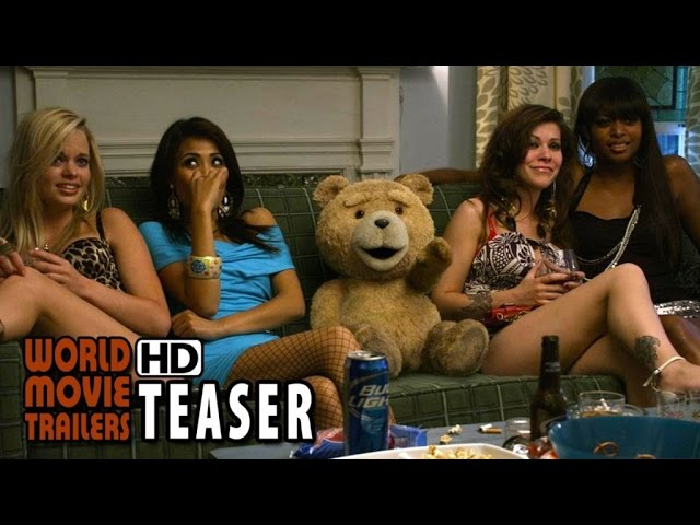 Ted 2 - Da boca do Ted! (2015) HD