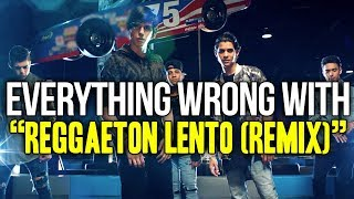 "Download Lagu Everything Wrong With CNCO feat. Little Mix - ""Reggaeton Lento (Remix)"" Gratis STAFABAND"