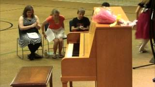 Piano Recital May 2012