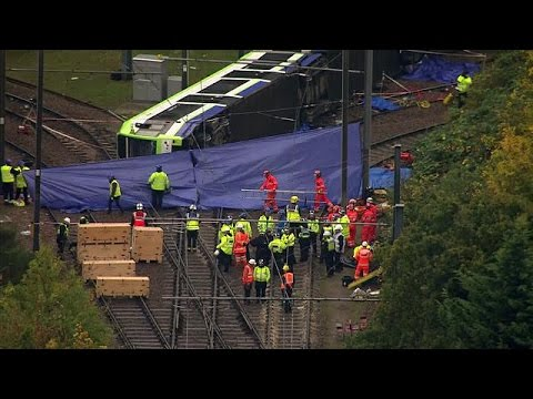 At least 5 dead in London tram accident