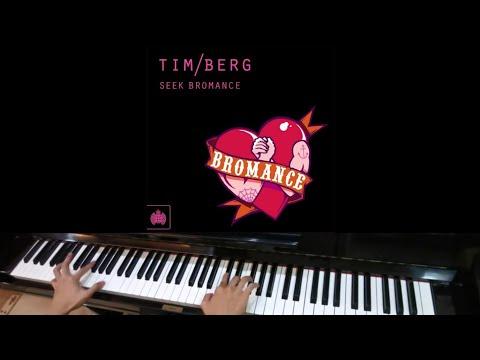 Avicii - Seek Bromance (Jarel Gomes Piano)