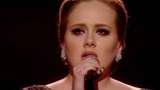 Adele - 2011 Brit award Performance of