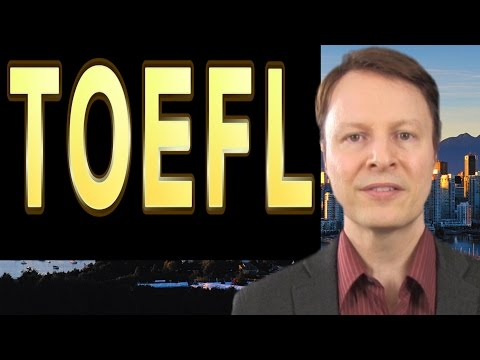 TOEFL SPEAKING TIPS | VOCABULARY | IDEAS | LEARN ENGLISH WITH STEVE FORD