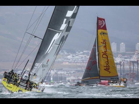 Cape Town In-Port Race | Volvo Ocean Race 2014-15