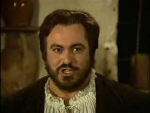 Luciano Pavarotti - Rigoletto - La Donna E Mobile
