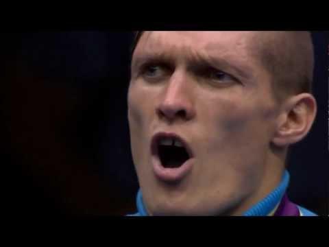 Олександр Усик - золото Олімпіади / Oleksand Usyk - gold medalist