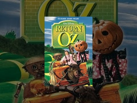 Return to Oz is listed (or ranked) 33 on the list The Best Steampunk Movies