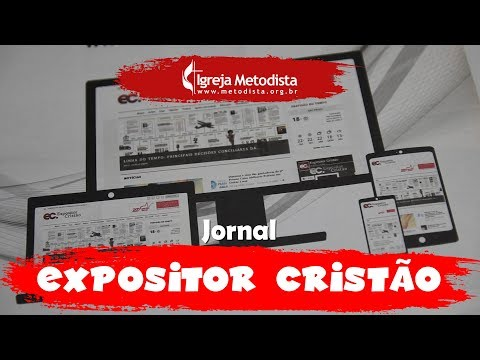 Você conhece o Jornal Expositor Cristão?